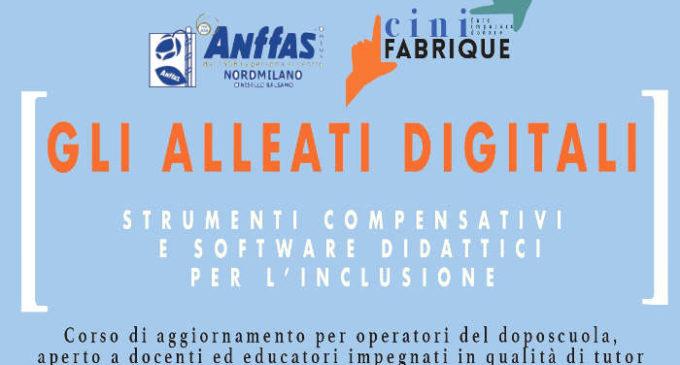 """Cinisello Balsamo, il corso: """"Gli alleati digitali"""", strumenti compensativi e software didattici per l'inclusione"""