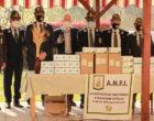 Cinisello Balsamo, i Finanzieri danno una mano ai ragazzi dell'Associazione Arcipelago