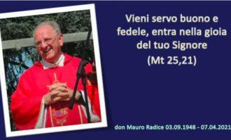 Nord Milano, la scomparsa di don Mauro Radice prete anche a Cinisello