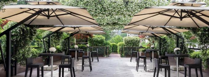 Cinisello Balsamo, bar e ristoranti riaprono con i tavoli all'aperto: plateatico gratuito fino a settembre