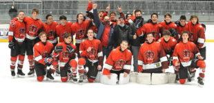 Sesto San Giovanni, i Diavoli (under 17) a un passo dall'impresa: argento al termine dei playoff di Coppa Italia