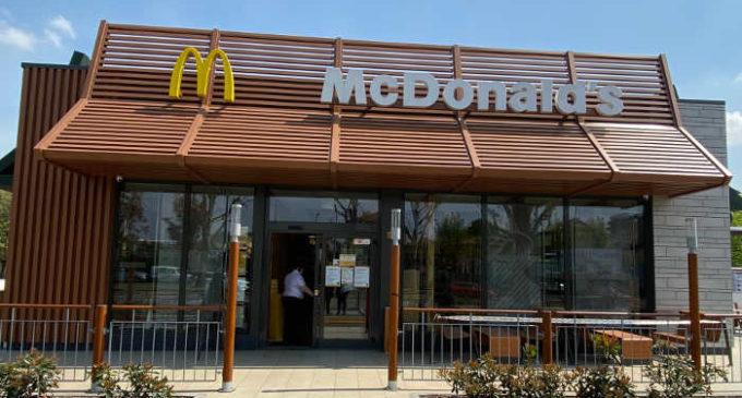 Sesto San Giovanni, il ristorante McDonald's ottiene la certificazione CasaClima Nature