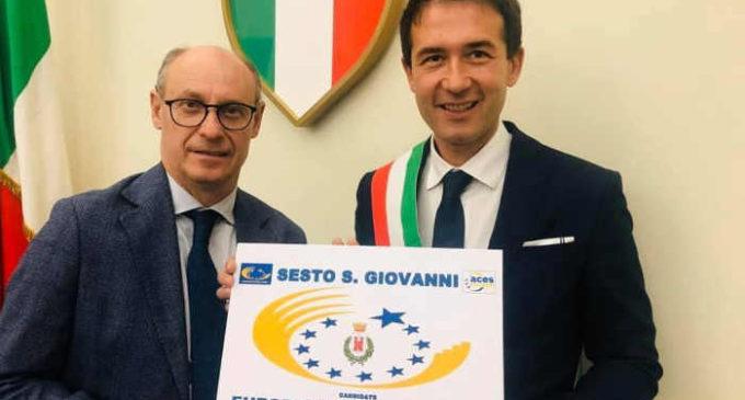 Sesto San Giovanni, Città Europea dello Sport 2022: a Roma la consegna della targa