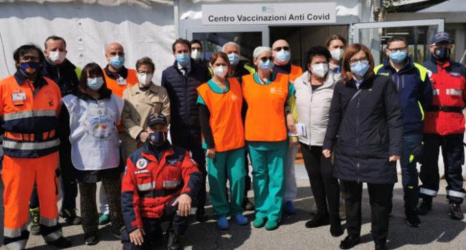 Cinisello Balsamo, campagna vaccinale over 80 in fase conclusiva