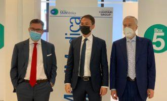 Ex Marelli diventa il primo hub vaccinale dedicato alle aziende