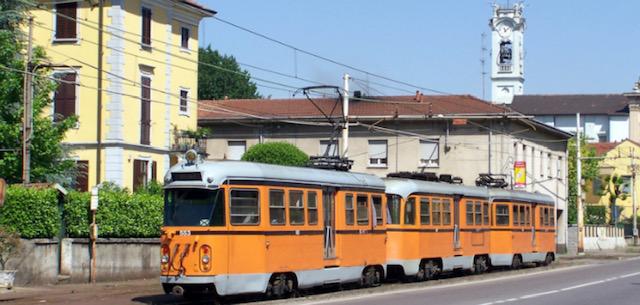 Metrotranvia Milano-Limbiate