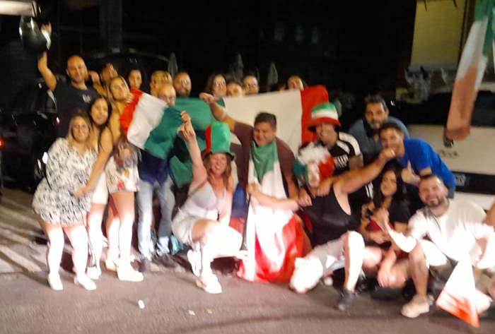 piazza Costa a Cinisello Balsamo