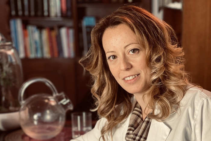 La dottoressa Grazia Sardanu