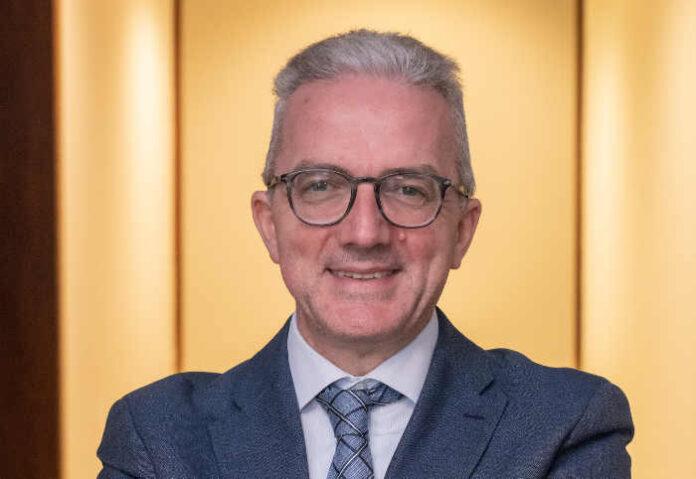 L'assessore Sergio Busico