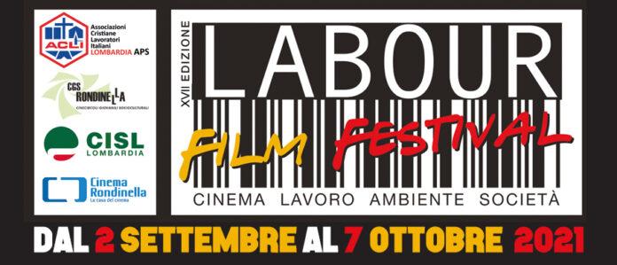 La locandina del Labour Film Festival