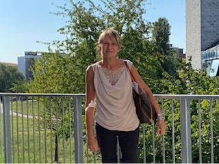 La dottoressa Elena Antoniazzi
