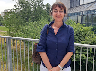 La dottoressa Elisabetta Garavaglia